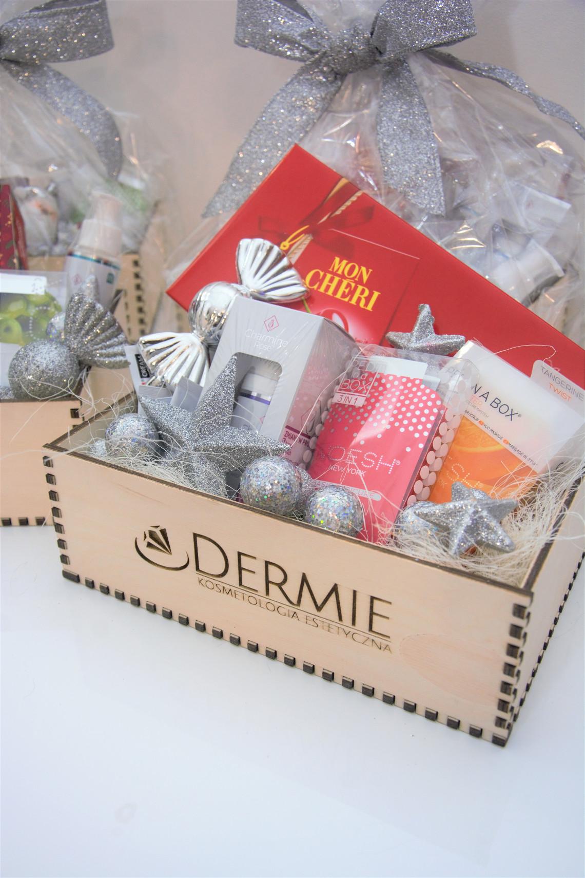 Nowość! Autorski personalizowany zestaw prezentowy #dermieBOX!