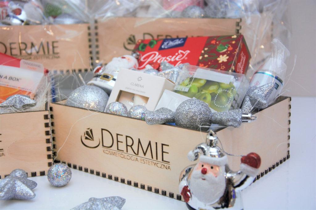 #DermieBOX - zestaw prezentowy dermie na święta