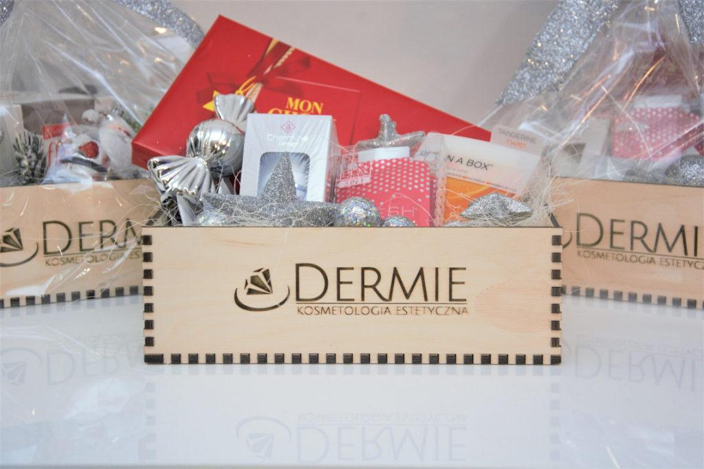 #DermieBOX - zestawy prezentowe dermie na święta